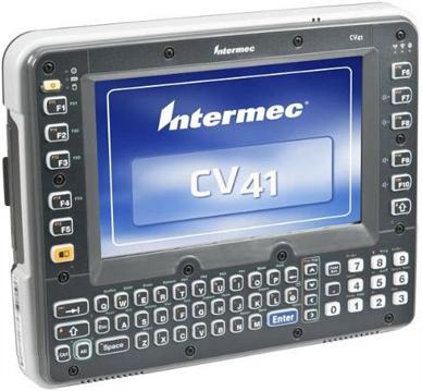 Intermec CV41 vehicle mount computer product image