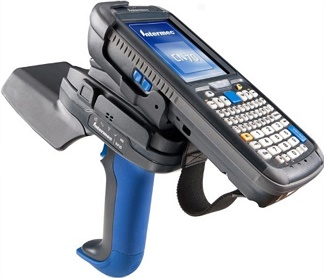 Honeywell Intermec IP30 handheld RFID reader product image