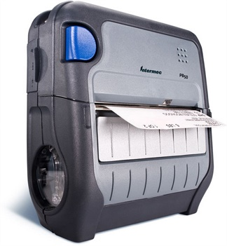 Honeywell PB50 rugged mobile label printer product image