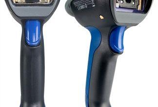 Honeywell SR61BXR Wireless Hand Held Barcode Scanner product image