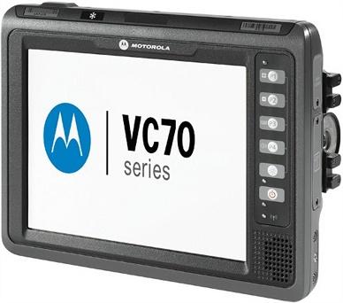 Motorola Zebra VC70N0 Ultra Rugged Vehicle Mount Computer product image