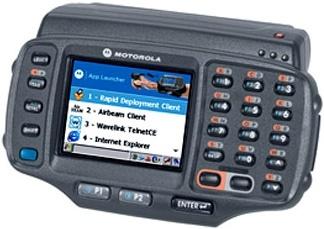 Motorola Zebra WT41N0 Wearable Rugged Mobile Computer product image