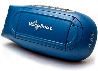 Honeywell Vocollect Talkman A500 Voice-directed Computing Device product image