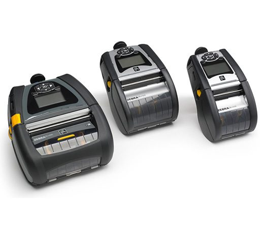 Zebra QLn Lightweight Wireless Mobile Printers product image