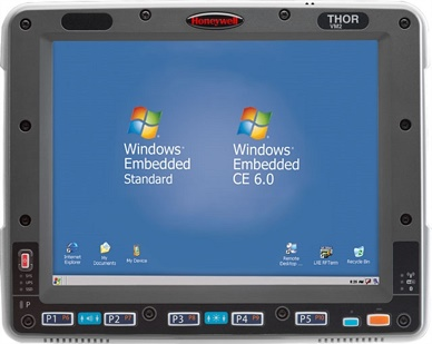 Honeywell Thor VM2 Vehicle Mount Computer product image