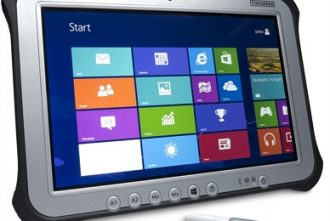 Panasonic Toughpad FZ-G1 Rugged Interprise Tablet product image
