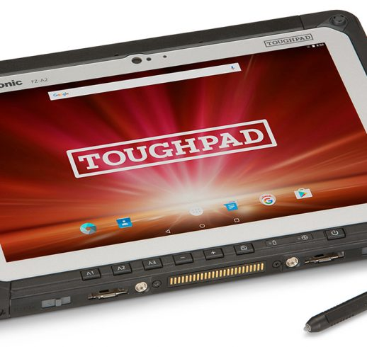 Panasonic FZ A2 Toughpad Professional Grade Android Tablet product image