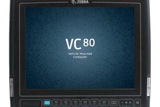 Zebra VC80 Vehicle Mounted Computer product image