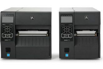 Zebra ZT400 Series Advanced Industrial Printer product image