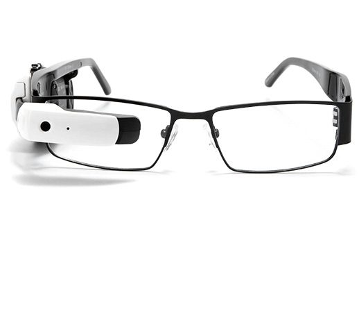 Vuzix M100 Android Wearable Computer product image
