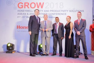 Dematic Honeywell Largest Deal Won of the Year 2017